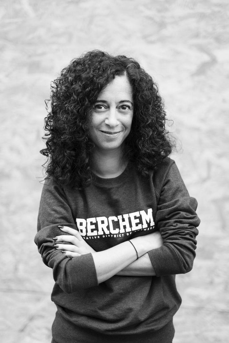 Berchem Creatives<br/>Marit Ginevro<br/>© Jonathan Ramael