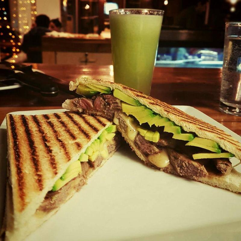 Sandwich brasileño