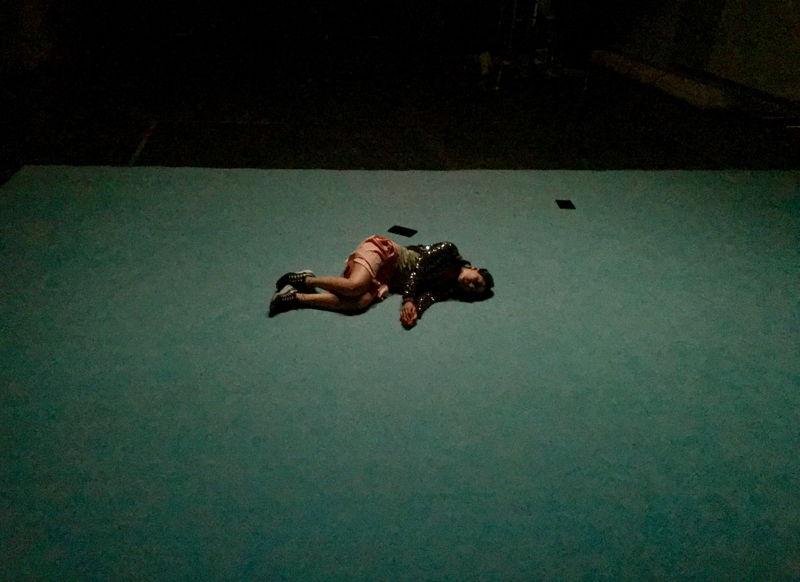 David Weber-Krebs - The Guardians of Sleep - 15>16/12 © David Weber Krebs