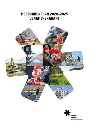 Provincie Vlaams-Brabant stelt haar toekomstplannen voor