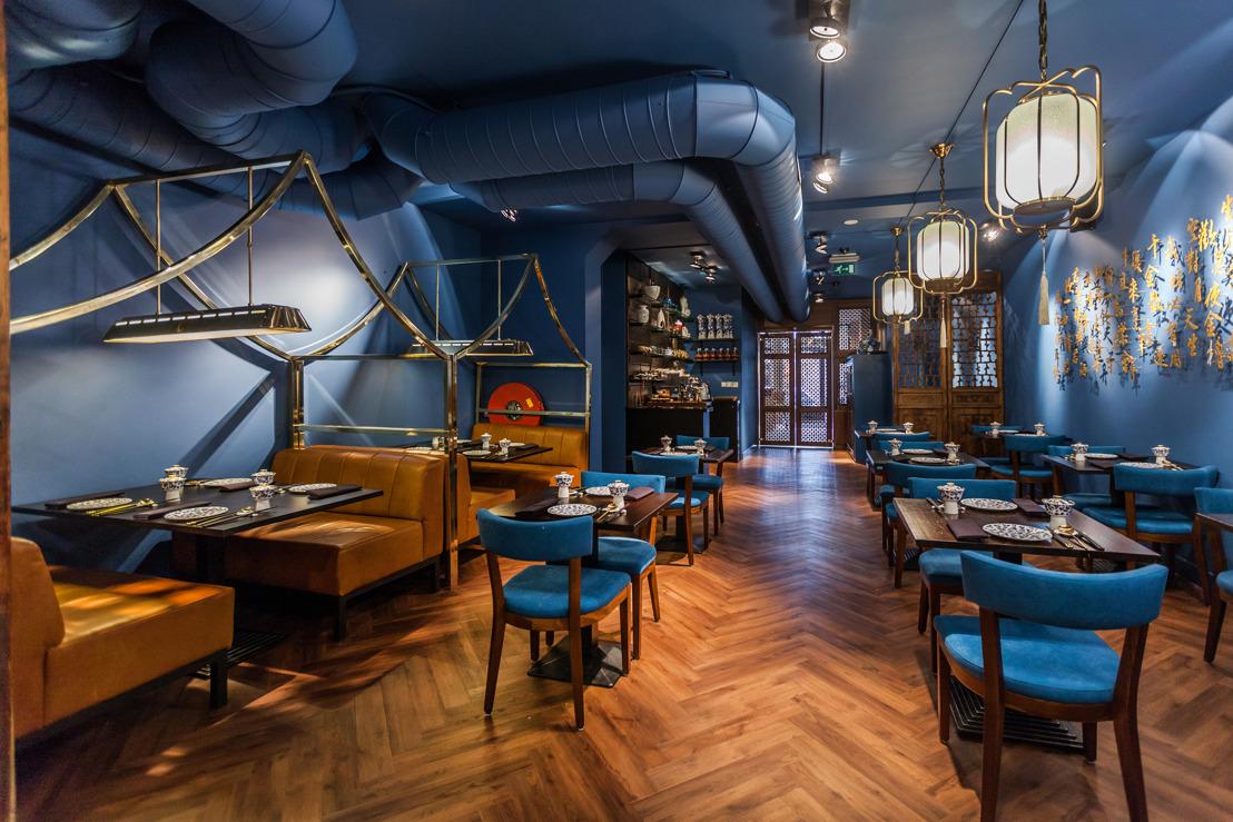 Luxury restaurant Zheng opened its doors in The Hague