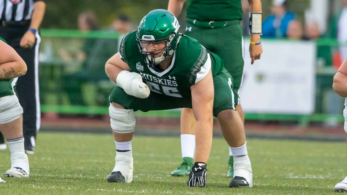 Saskatchewan's Riley stays home with Riders in CFL Draft