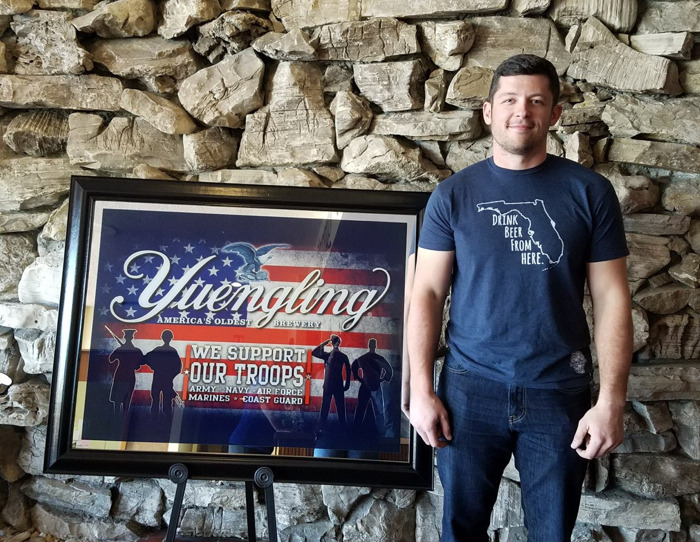 Preview: Award recipient selected for Yuengling sponsored brewing tuition scholarship
