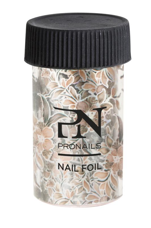 Nail foil Autumn Bouquet