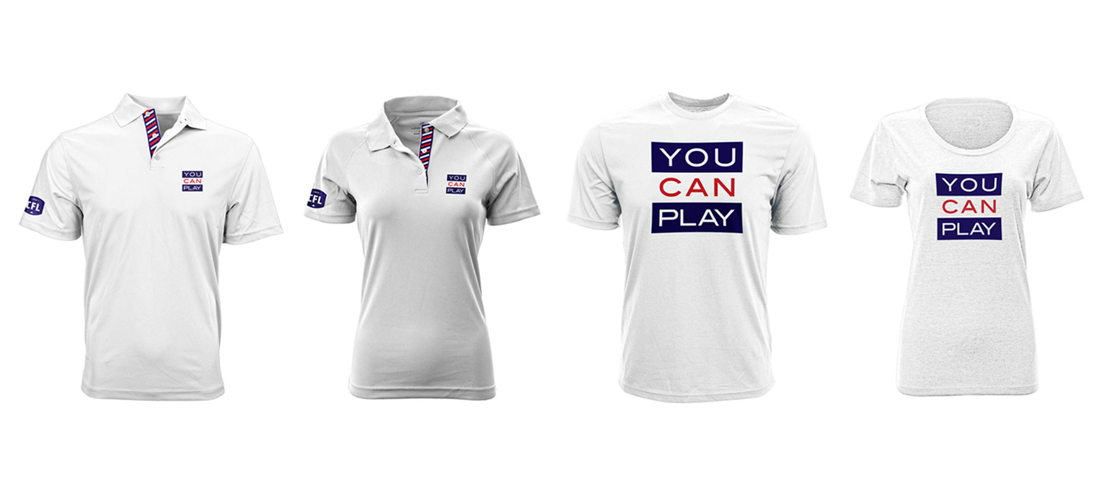 Polos et t-shirts CFL/YCP