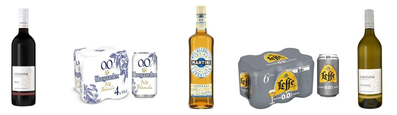 À l'heure de la tournée minérale, les ventes de boissons non-alcoolisées doublent chez Delhaize