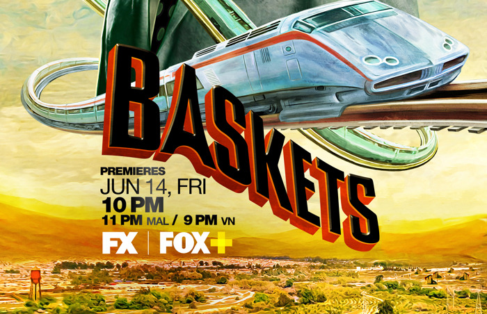 FX sets premiere dates in Hong Kong and South East Asia for Archer: 1999, Baskets and Snowfall