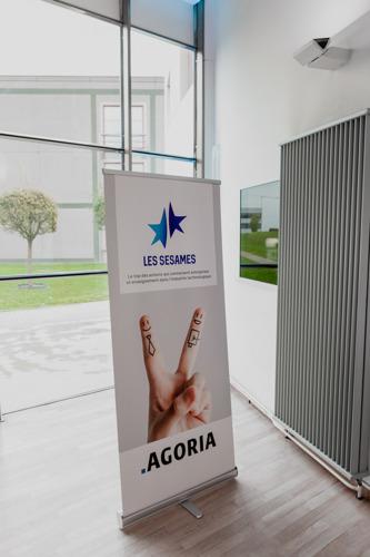 Schneider Electric en het Centre Scolaire Asti Moulin vallen in de prijzen tijdens de Sésames 2018 van Agoria