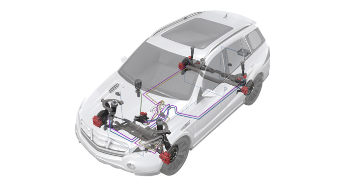 Tenneco Announces New Advanced Options for CVSA2/Kinetic® Suspension Technology
