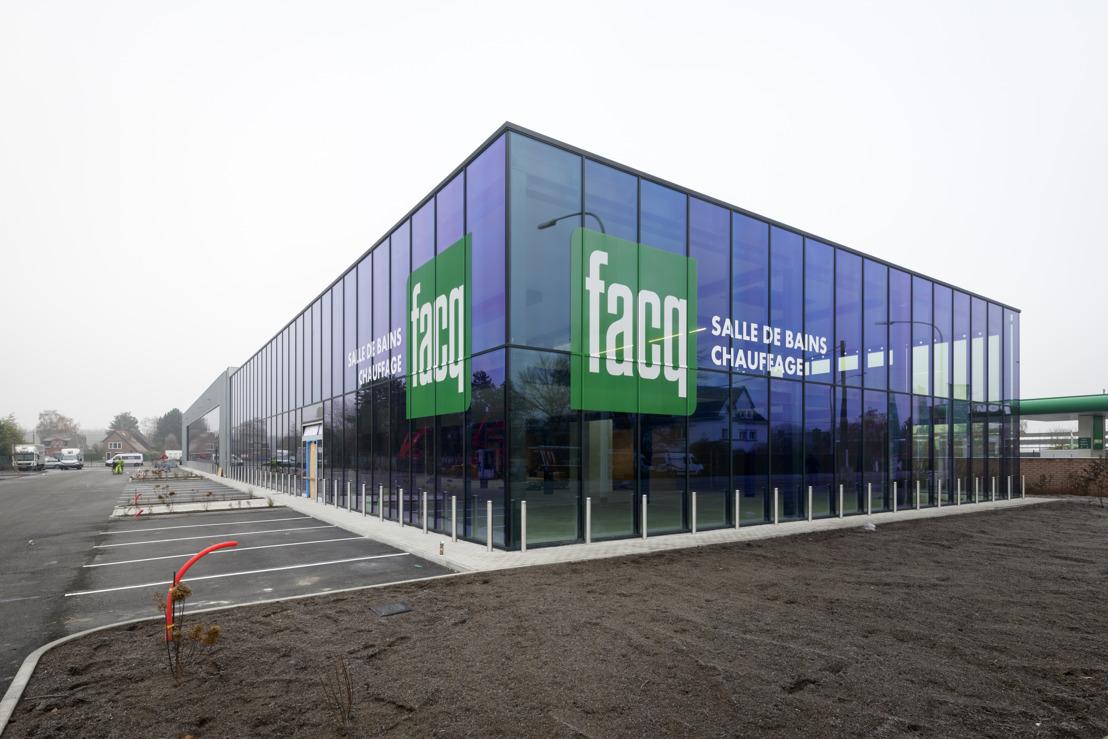 FACQ ouvre une nouvelle succursale à Tournai