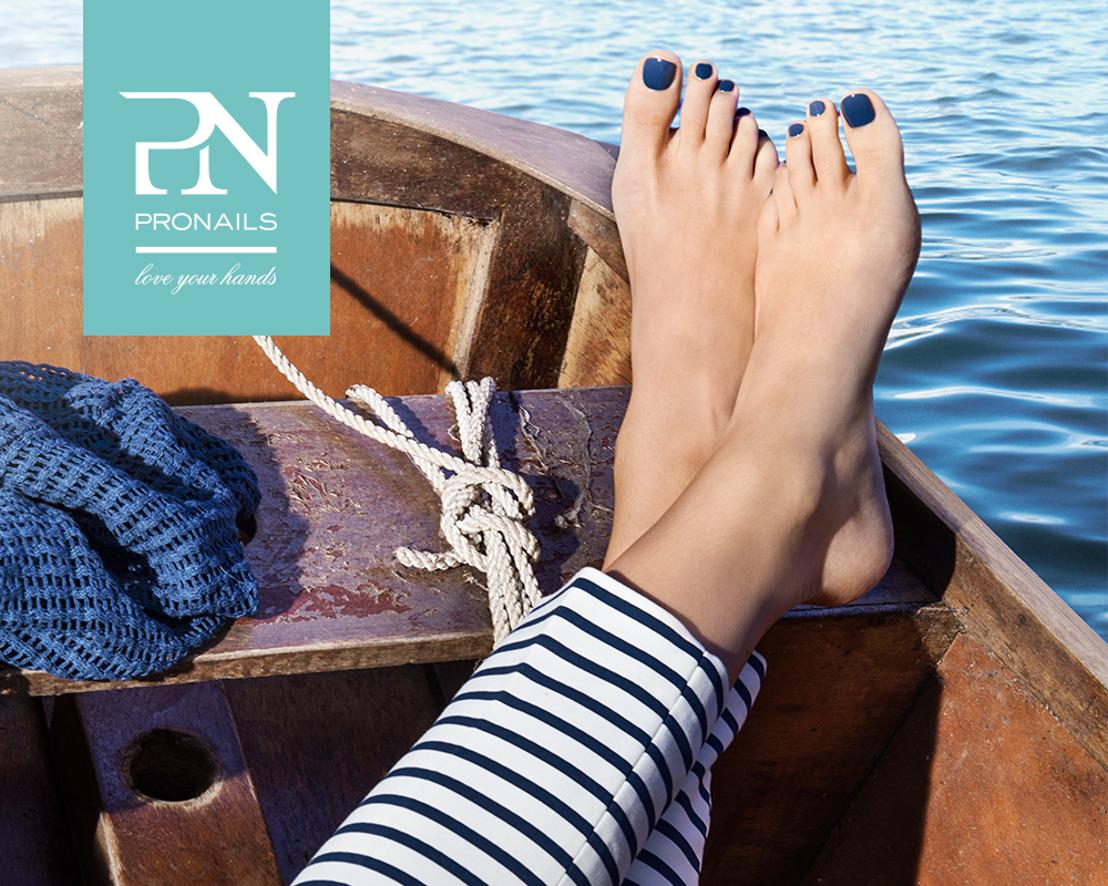 Mettez vos pieds en mode 'plateau' pour l'été