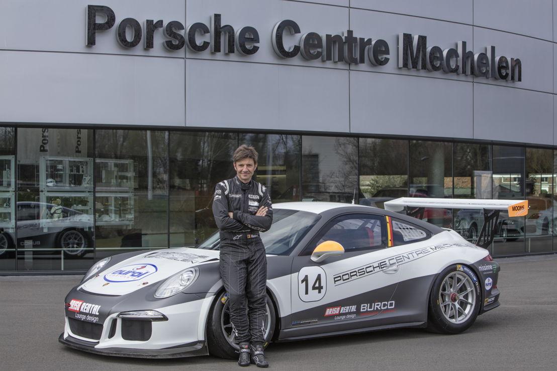 Koen Wauters #14 | DVB Racing | Porsche Centre Mechelen