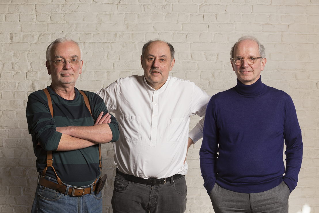 SUM Partners : Jan Jonas-Szatanski -  Paul Lievevrouw - Jean-Pierre Marijn