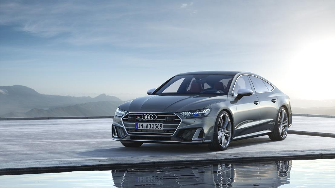 Perfect voor lange afstanden: Audi S6 en S7 krijgen voortaan TDI-motoren met elektrische compressor
