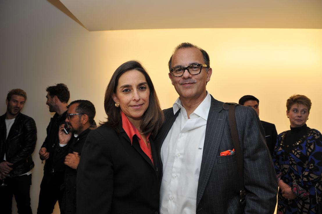 Miriam Suarez y Jorge Suarez