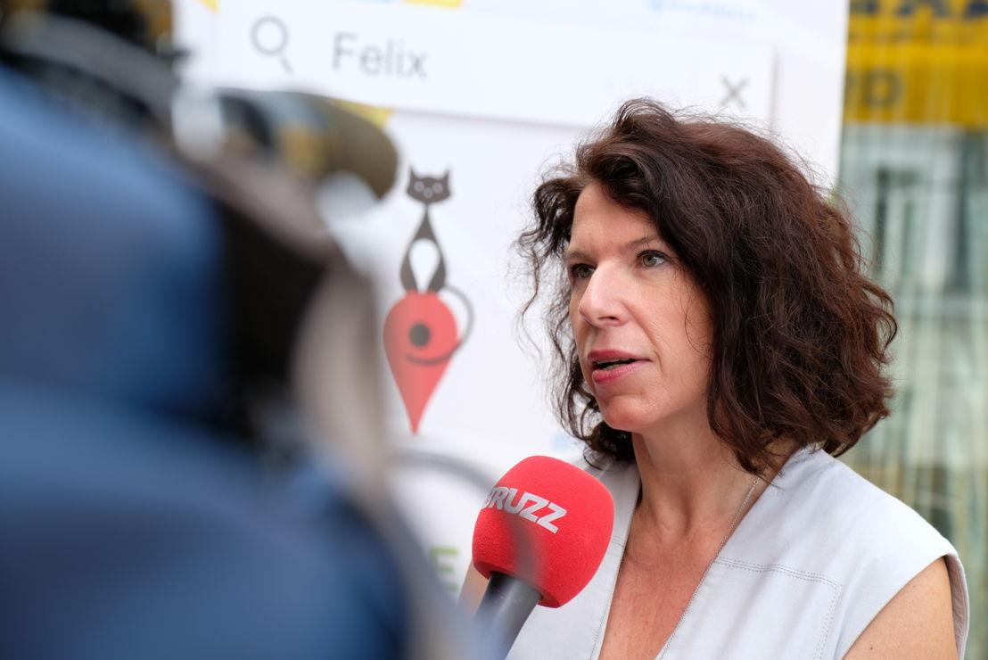 Bianca Debaets, Brussels Staatssecretaris voor Gelijke Kansen