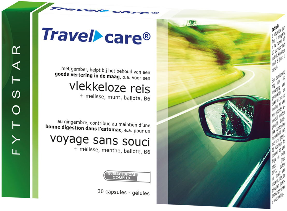 Travel Care - €12,95