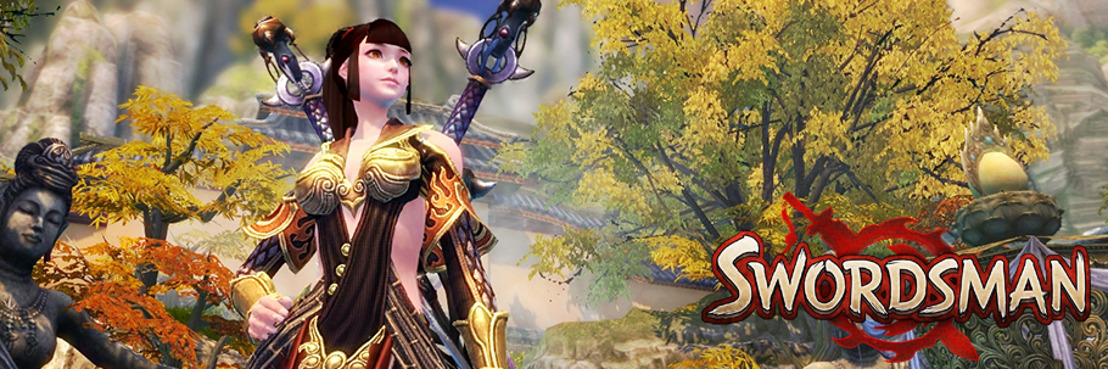 Martial Arts MMORPG Swordsman Now Available on Steam