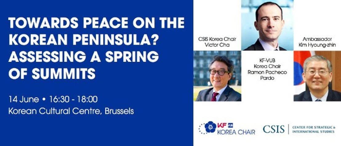 Towards Peace in the Korean Peninsula?
