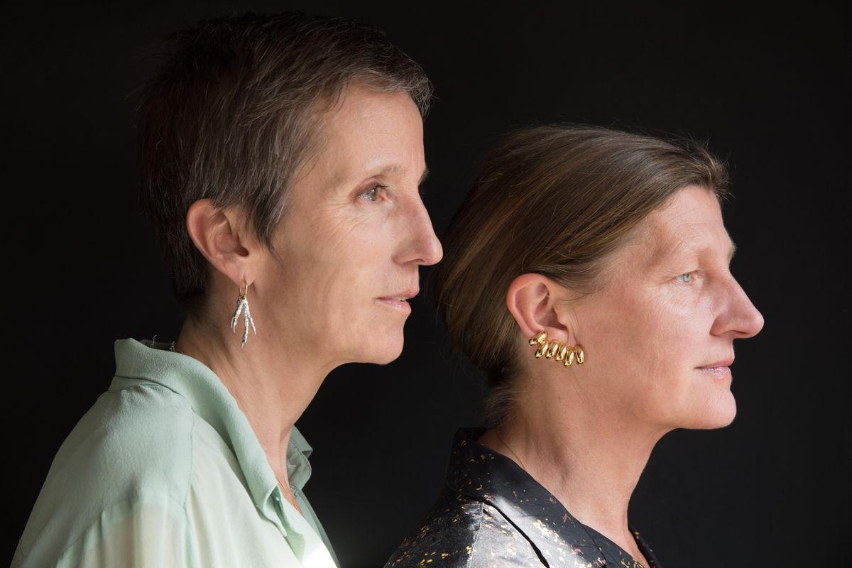 Katrin Wouters & Karen Hendrix (c) Ronald Stoops