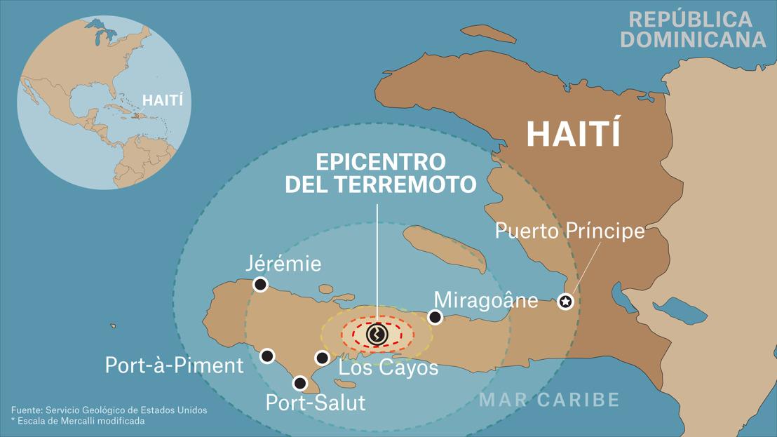 Haití: primeras evaluaciones e intervenciones tras el terremoto de los equipos médicos de MSF