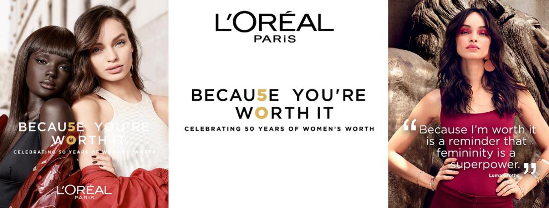 50 ans que nous célébrons la valeur des femmes