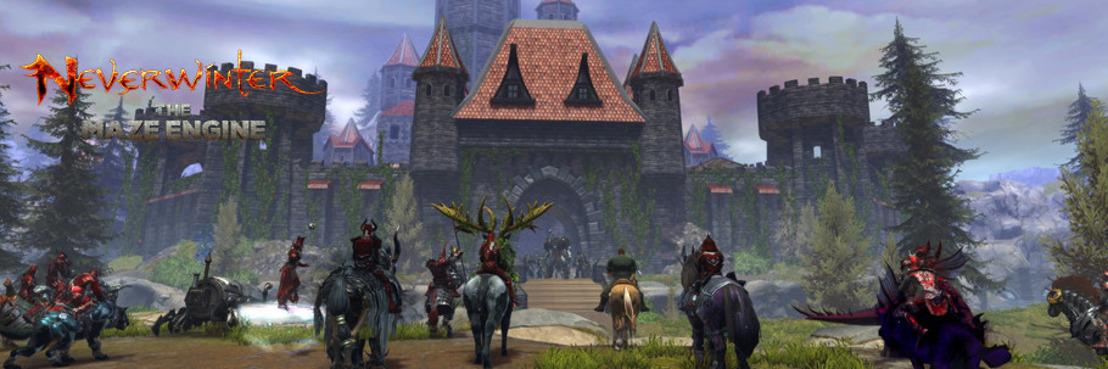 Обновление «Ядро лабиринта: Альянс Гильдии» установлено в Neverwinter
