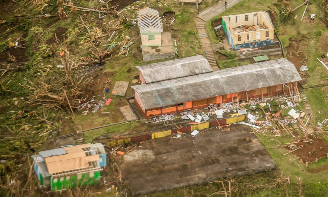 Hurricane Maria : video of the press conference at the OECS Commission