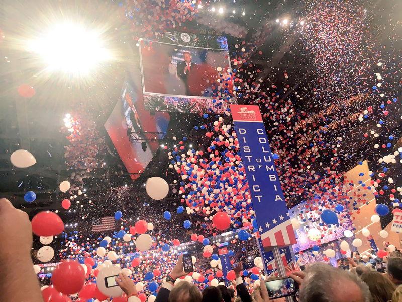 Republican convention, Cleveland