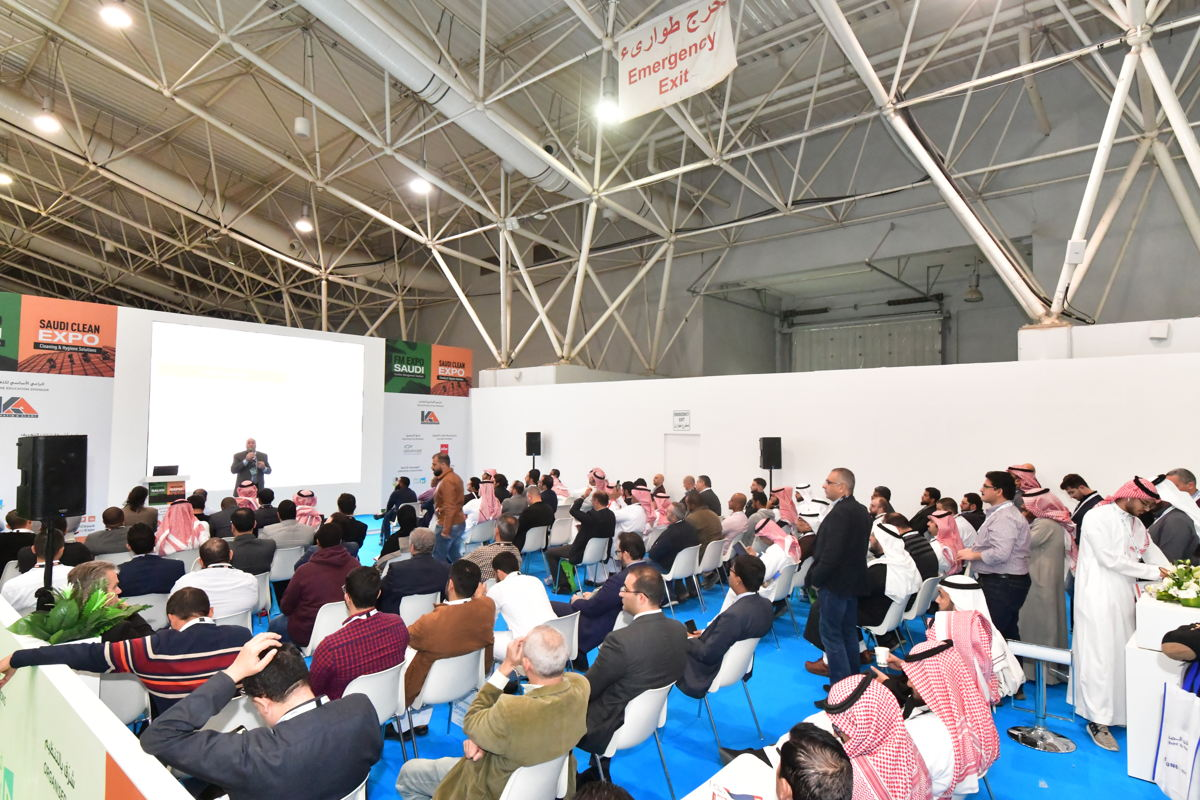 Free education at FM EXPO & Saudi Clean Expo 2019