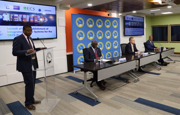 Preview: CDB, IMPACS and OECS Partner to Establish Maritime Single Window