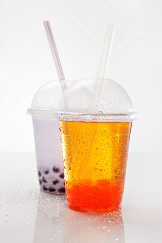 - Bubble Tea