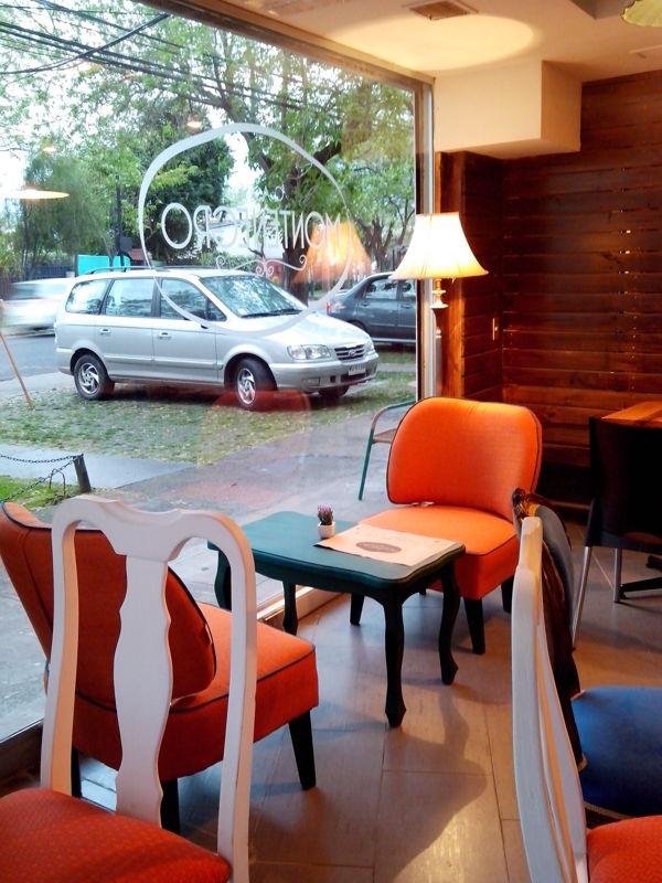 Café Montenegro, un cálido rincón