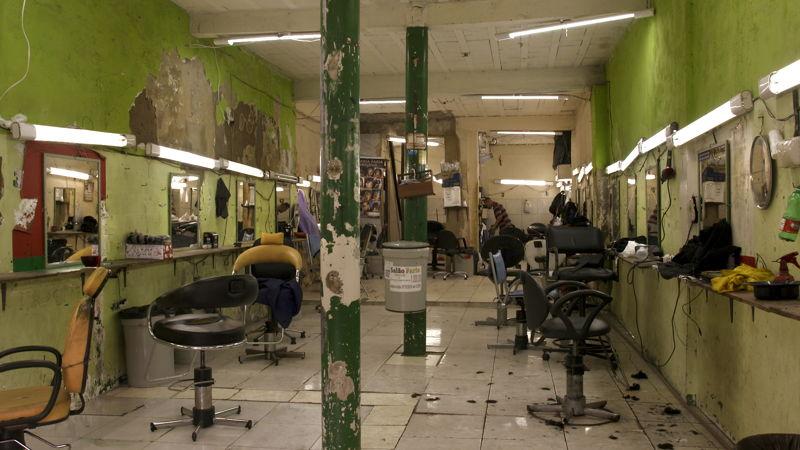 Barber shop: Rio - (c) Luc Vrydaghs