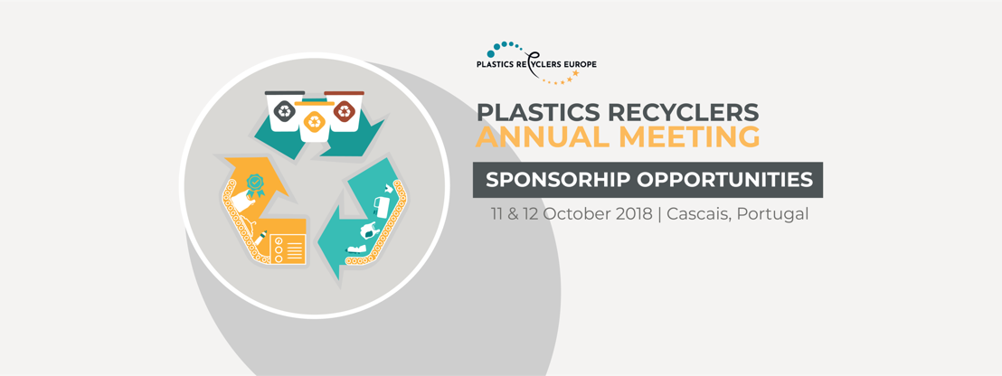 Sponsor Plastics Recyclers Annual Meeting 2018!