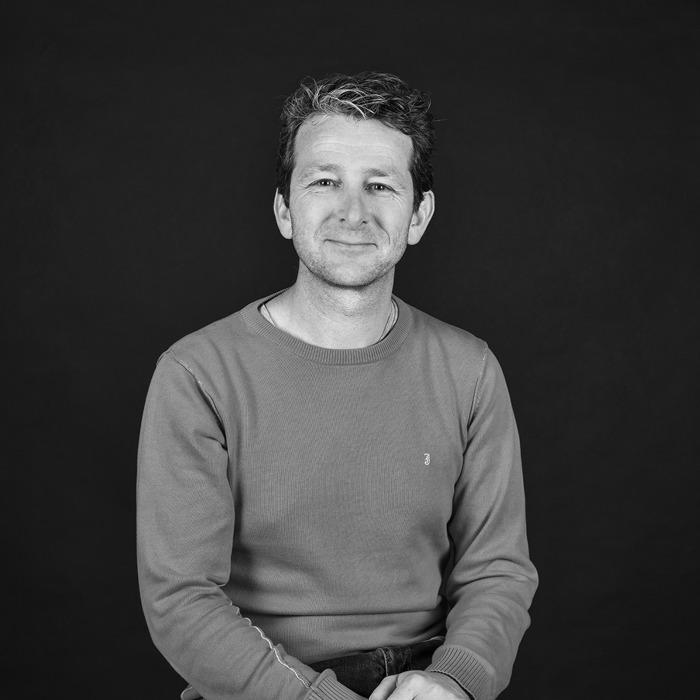 Bernard Hermant versterkt grafische cel van DDB Brussels