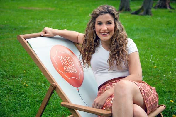 Maureen Vanherberghen <br/>1000 zonnen (c) VRT