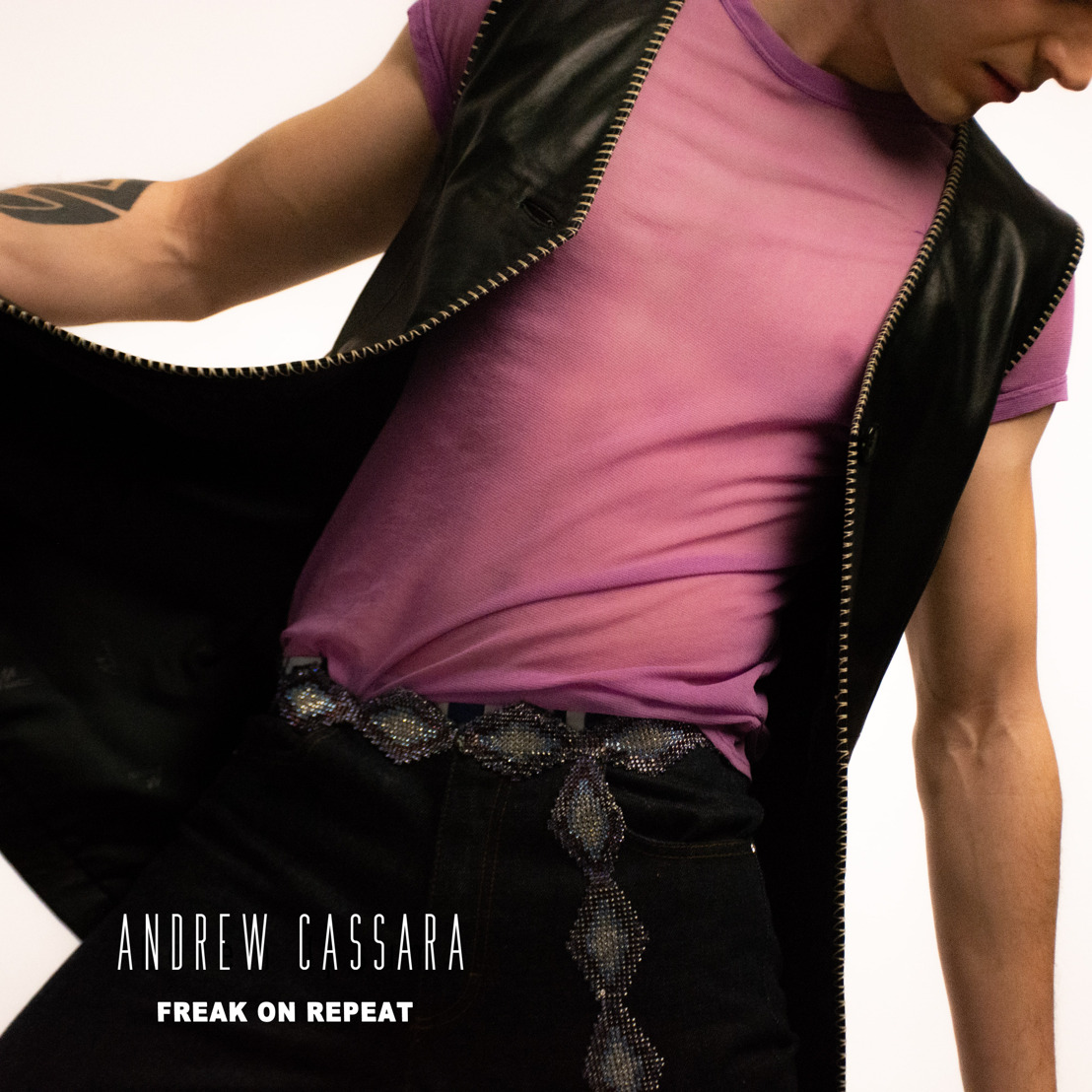 Ottawa Pop Artist Andrew Cassara to Release New Disco/Funk Infused Debut Album May 1