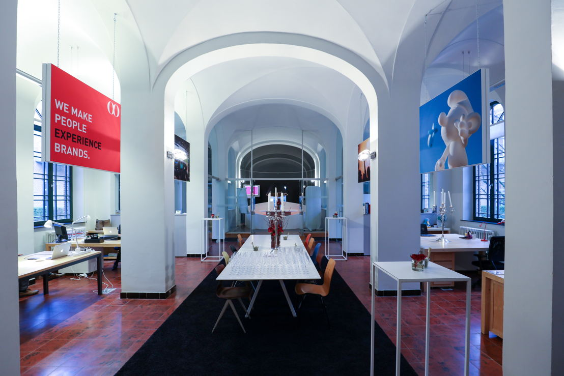 Het kantoor van The Oval Office aan de Gentse F. Lousbergskaai