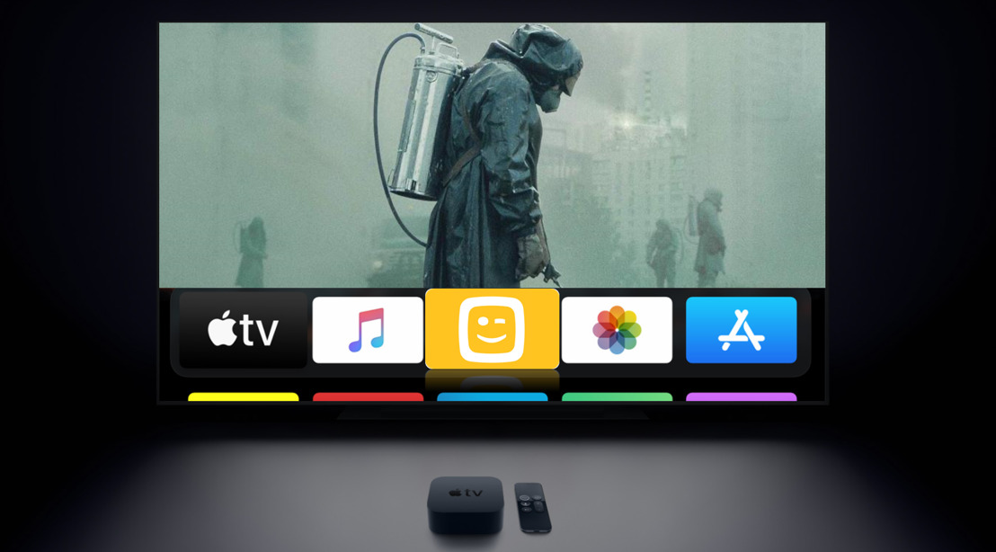 Telenet TV app now also available on Apple TV and Android TV