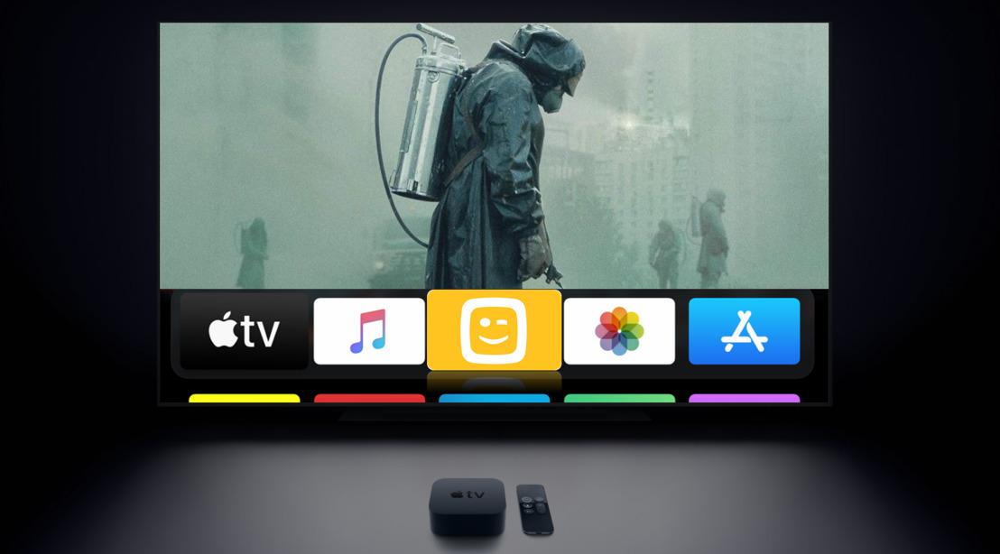 L'appli 'Telenet TV' désormais également disponible sur Apple TV et Android TV