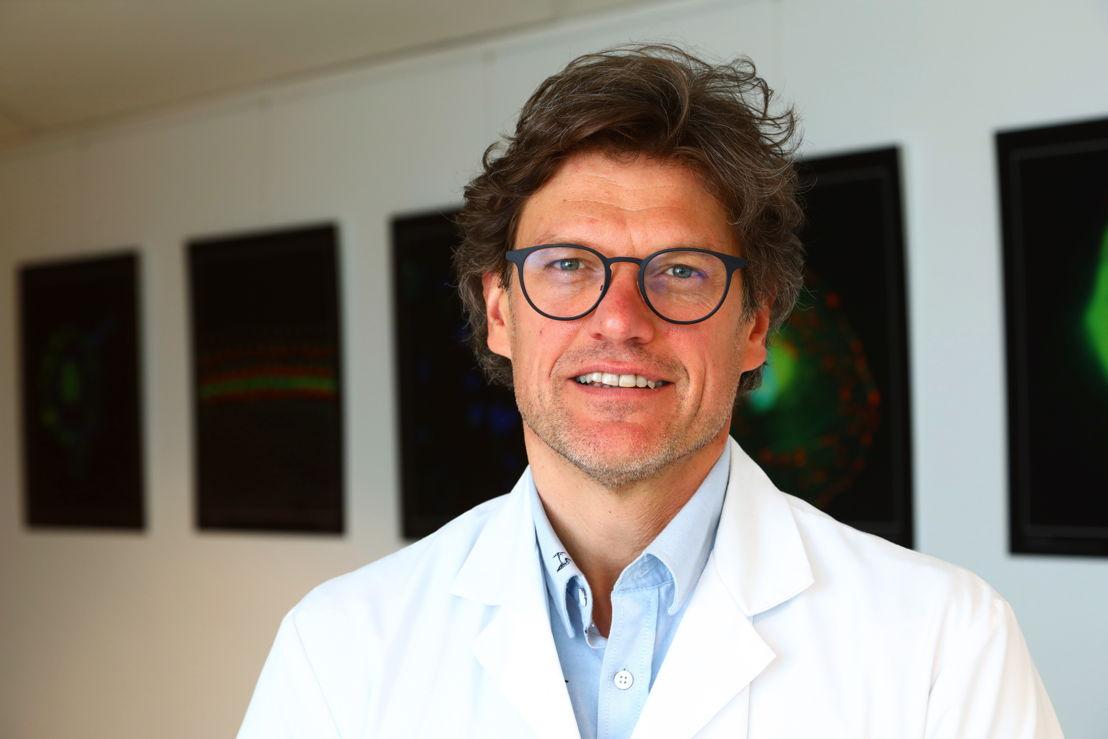 Neuroloog Steven Laureys