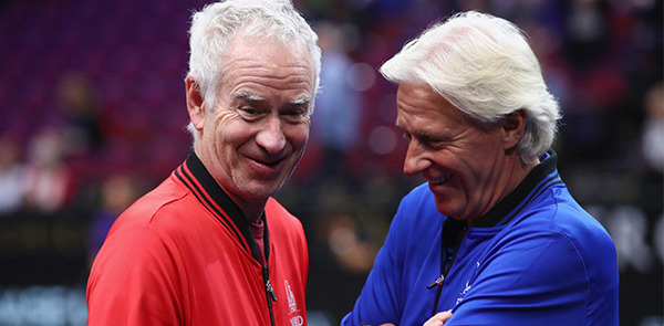 Preview: Ice Vs Fire: A Closer Look At The Laver Cup's Rival Captains