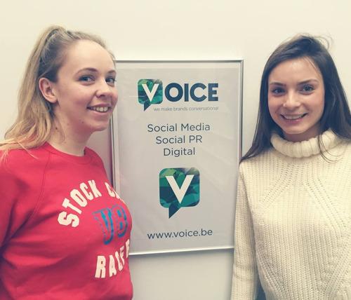 Nouveau binôme conversationnel chez Voice