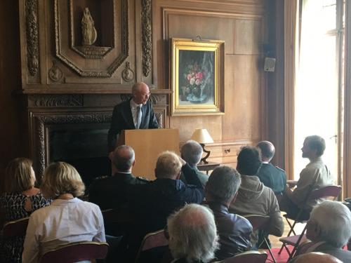 Aanwijzing van de leden van de Raad van Beheer van de Stichting Zoniënwoud: Herman Van Rompuy verkozen tot voorzitter