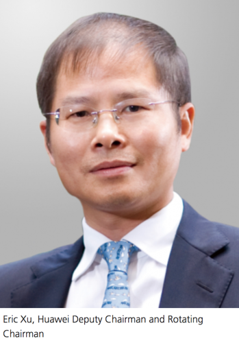 Huawei's Eric Xu underlines the importance of academic freedom