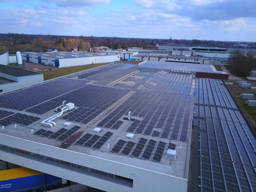 Kaarsenproducent Spaas vermijdt elk jaar 176 ton CO2 dankzij zonne-installatie van Insaver