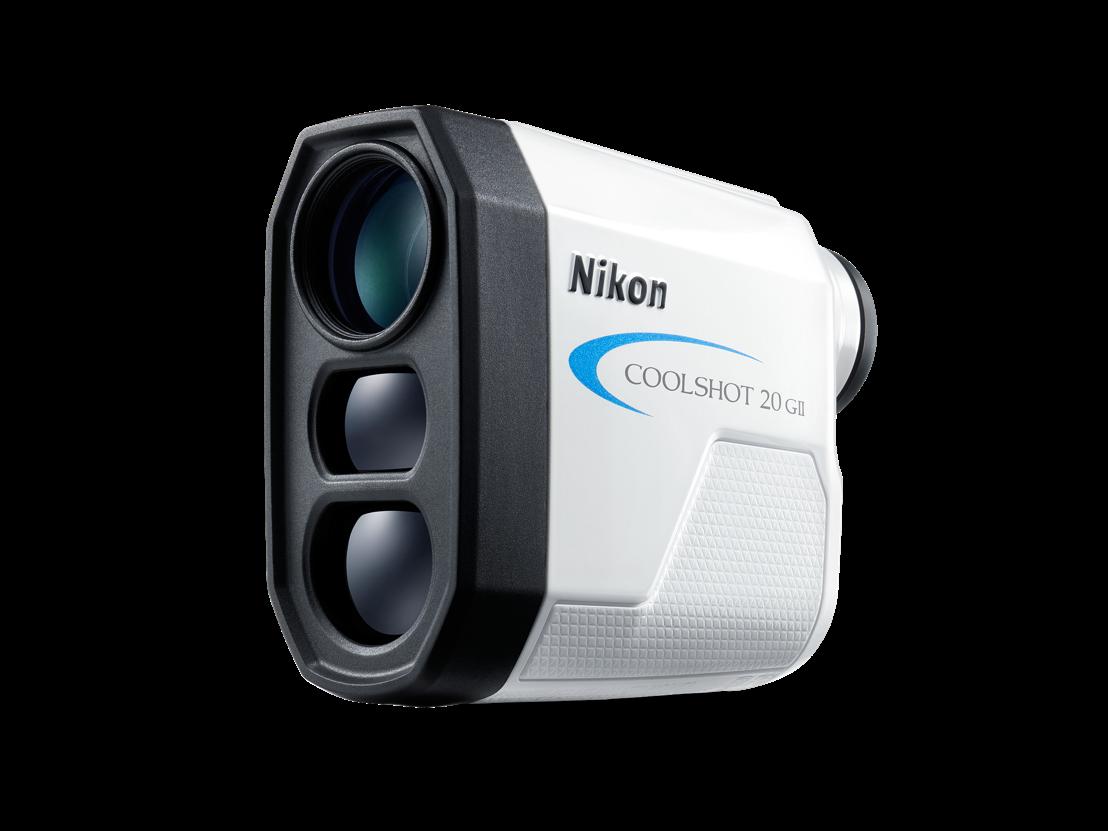 Nikon présente le télémètre laser COOLSHOT 20 GII