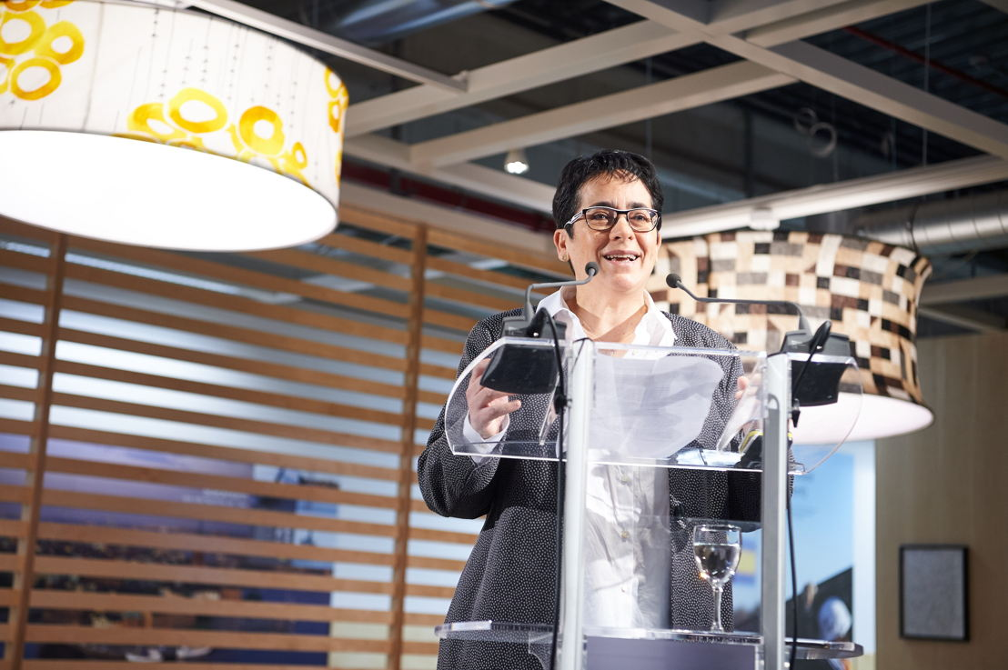 CEO IKEA Belgique Catherine Bendayan © David Plas