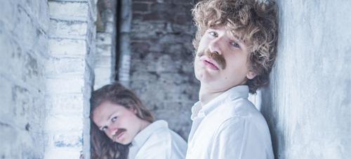 Cabaretduo Grof Geschud morgen in première in Antwerpen
